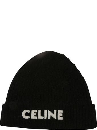 Celine Logo Beanie
