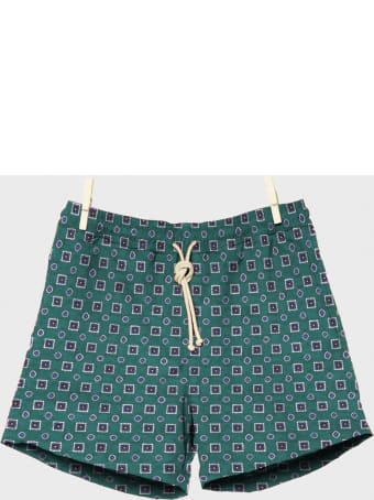 Ripa Ripa Scirocco Verde Swim Shorts