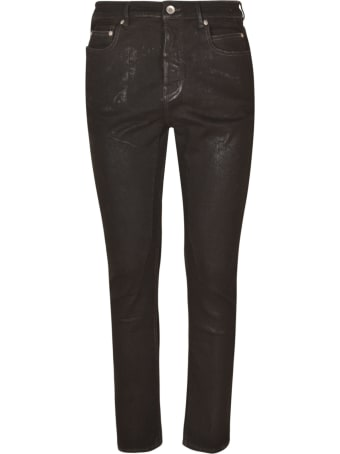Rick Owens Detroit Cut Jeans