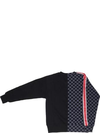Sprayground Spucci Split Crew Sweatshirt