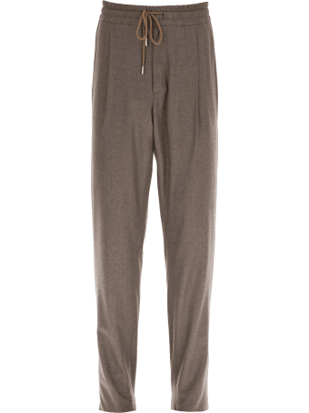 Caruso Sporty Tailored Trousers