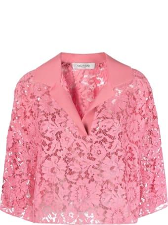 Valentino Knit Details Top