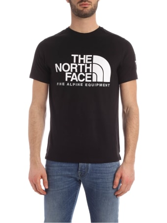 The North Face M Ss Fine Alp Tee 2 Tnf