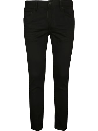 Dsquared2 Skinny Fitted Jeans