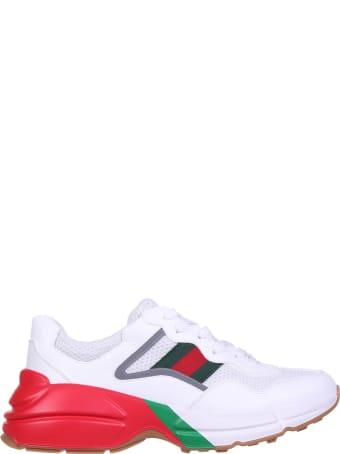 Gucci Rhyton White Sneaker
