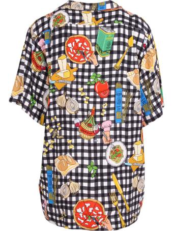 Alessandro Enriquez Viscose Shirt