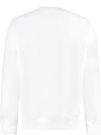 Tommy Jeans Logo Detail Cotton Sweatshirt