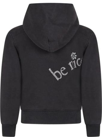 ERL Black Sweatshirt For Kids