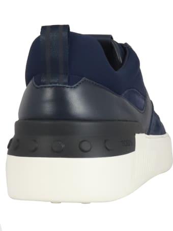 Tod's Calza Cassetta No Code Sneaker