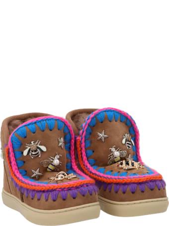 Mou 'eskimo Sneaker' Shoes