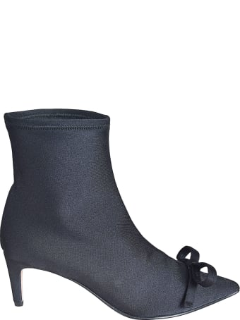 RED Valentino Bow Detail Boots