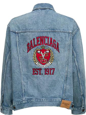 Balenciaga Large Fit Jacket