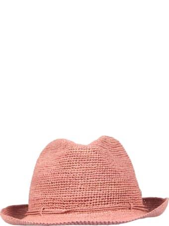 "Helen Kaminski Wide-brimmed ""fai"" Hat"