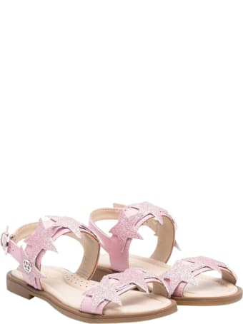 Florens Pink Sandals