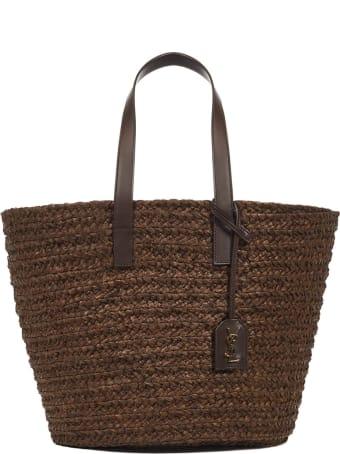 Saint Laurent Panier Medium Handbag