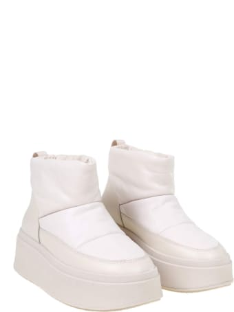 Ash Maxi Bis Sneakers In Nylon Shell Color