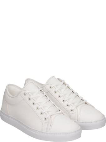 Etq Lt 01 Sneakers In White Leather
