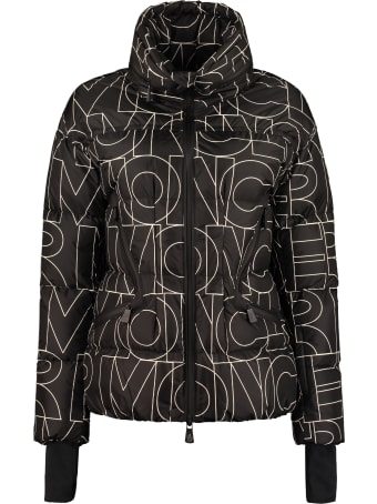 Moncler Grenoble Dixence Printed Down Jacket