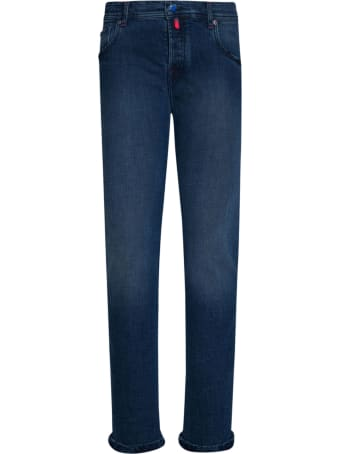 Kiton Trousers Cotton