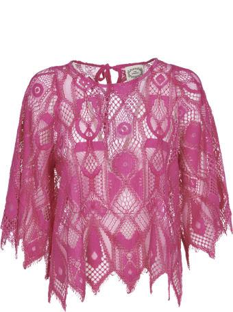 Pink Memories Pink Lace Blouse