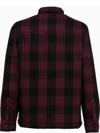 Dickies Sherpa Lined Shirt Dk0a4xgrmr01