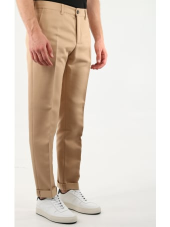 Golden Goose Beige Chino Trousers