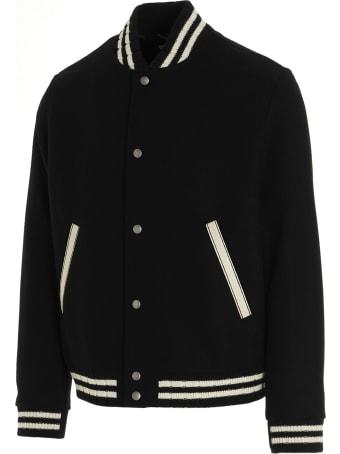 Saint Laurent 'teddy' Jacket