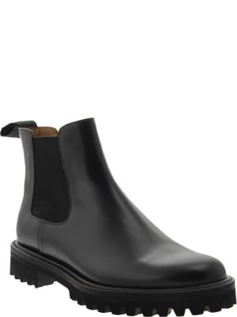 Church's Nirah T - Rois Calf Leather Chelsea Boot Black
