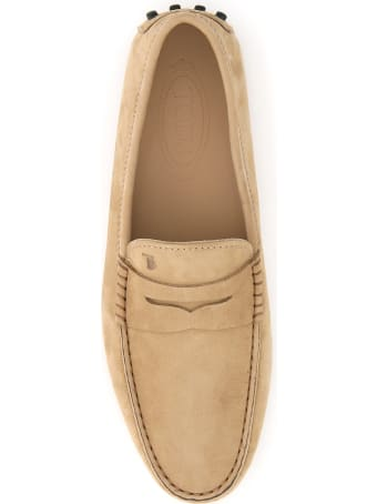 Tod's Nuovo Gommino Driver Loafers