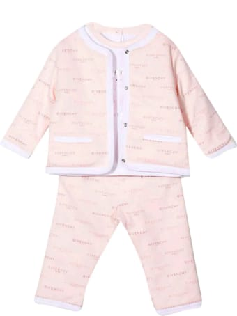 Givenchy Pink Suit Unisex