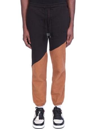 Buscemi Pants In Black Cotton