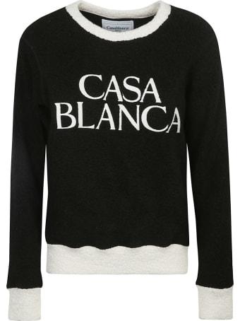 Casablanca Terry Sweater