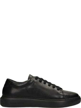 National Standard Edition 3 Sneakers In Black Suede