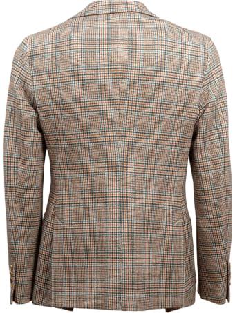 Circolo 1901 prince of Wales jacket