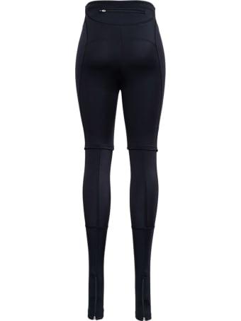 Balenciaga Trompe L'oeil Leggings In Stretch Fabric