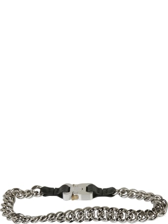 1017 ALYX 9SM Leather Details Chain Necklace