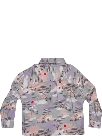 RaspberryPlum Printed Sweater