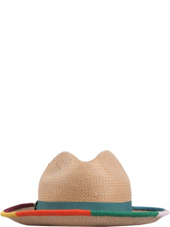 Paul Smith Fedora Straw Hat