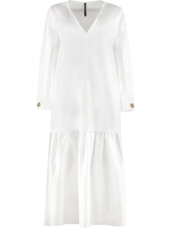 Mother Of Pearl Danica Gathered Details Dress