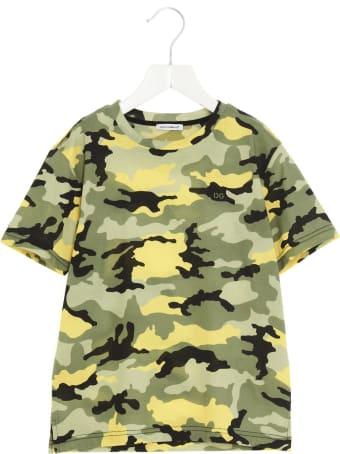 Dolce & Gabbana 'dg Skate' T-shirt
