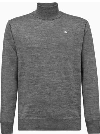 Robe di Kappa Turtle Neck Sweater 651177w