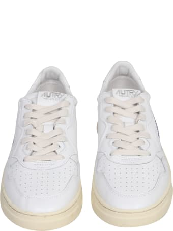 Autry Leather Sneakers
