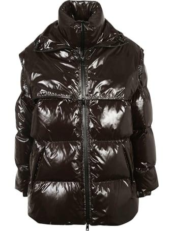 Bottega Veneta Puffer Shiny Lightweight Coat