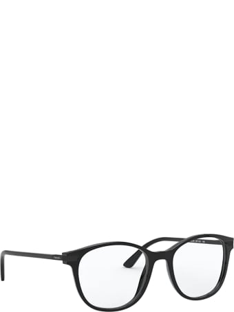 Prada Prada Pr 02wv Black Glasses