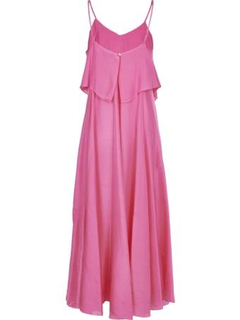 Forte_Forte Pink Silk Dress