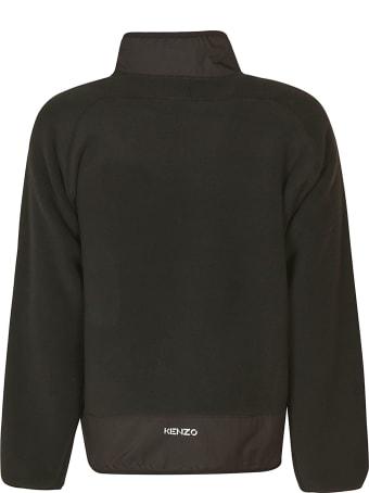 Kenzo Polar Fleece Zip-up Jacket
