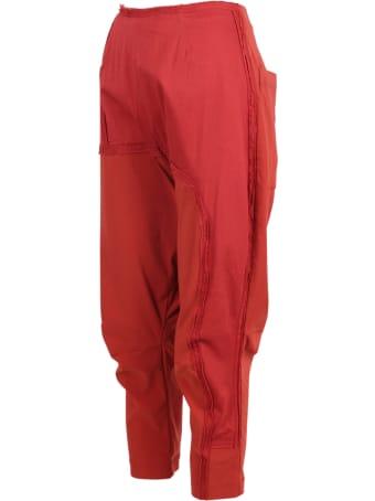 Rundholz Black Label Viscose Trousers