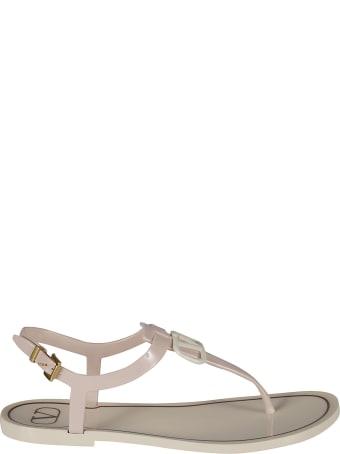 Valentino Garavani Thong Flat Sandals