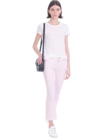 Haikure Formentera Pants In Rose-pink Cotton