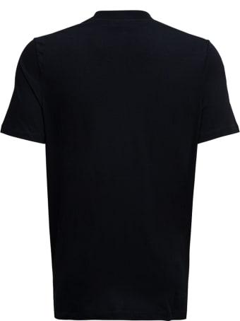 Jil Sander Black Cotton Crew Neck T-shirt